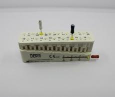 Dental Endo-Block,files endo measuring tool,Mini Messzubehör,Endodontie Ruler