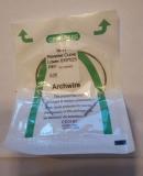 2Pack Dental Niti reverse curve Archwire, Rückwärtskur Rechteck Bögen U/L
