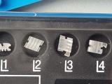 Dental Keramikbrackets/ceramic brackets,Mesh-Basis mit hooks345,roth022,CE