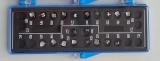 Dental MIM-Technology metal Brackets,U/L 5-5 mit Haken 345, MBT022,CE/FDA