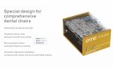 DTE-V3 LED,built-in scaler woodpecker original and new dental ultrasonic scaler ,CE/FDA