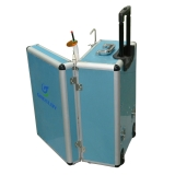 High quality Multi-functional dental portable unit,Self-contained air compressor (stainless steel tank),small and convenient,best choice! GU-P206S, CE