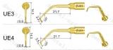 Spitze Tip UE3 für woodpecker endo /mectron ultrasurgery,CE/FDA