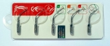 5stk/WOODPECKER ZEG Spitze Tipp P3D für ems/woodpecker,Periodontics tip,CE/FDA