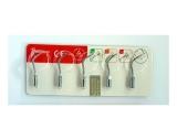 5stk/WOODPECKER Scaler endo Spitze Tipp P4D für EMS/WOODPECKER Scaler,CE/FDA